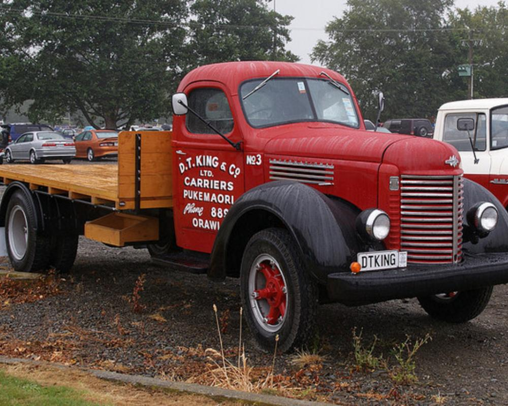 1942 International K Series Truck. | Flickr - Photo Sharing!