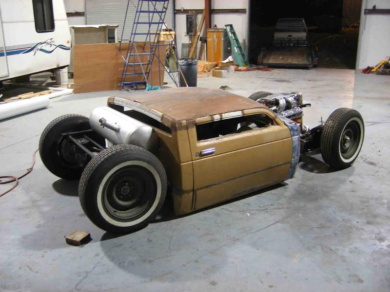 Rat Rod Photos 11