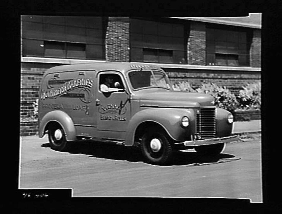 Negative - International Harvester, K Series Van, Northern ...