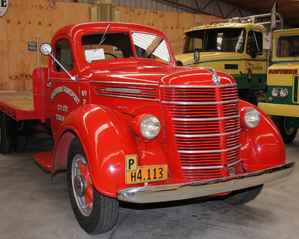 1938 International DS216T Truck. | Flickr - Photo Sharing!