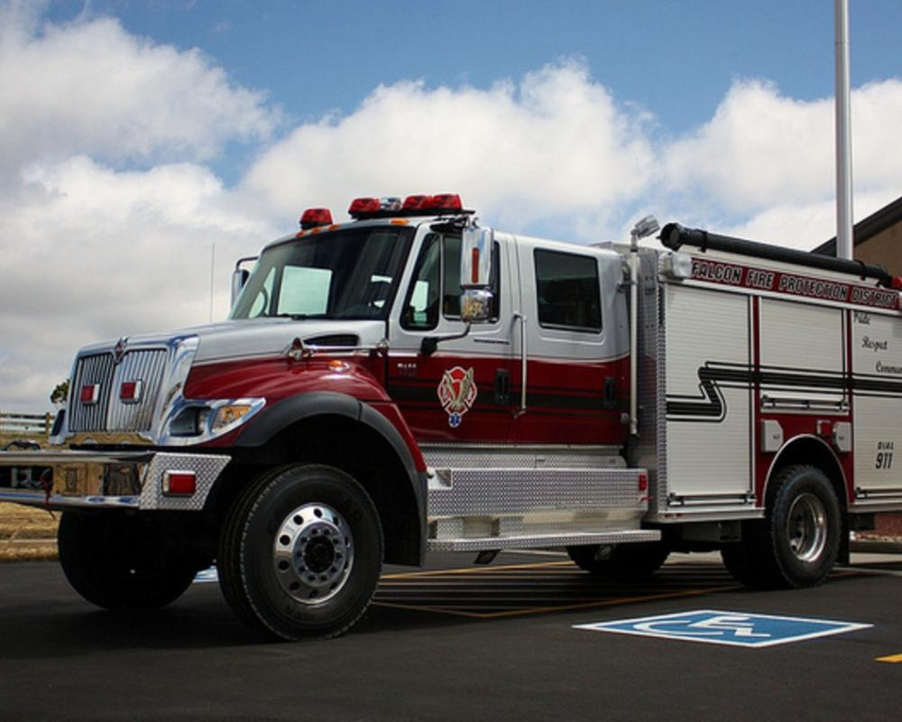 Falcon FPD Wildland Engine 312 | Flickr - Photo Sharing!