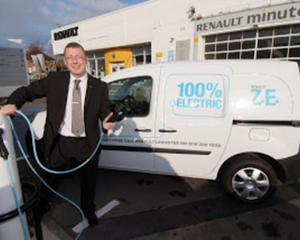 Grovewood PR: FIRST RENAULT ELECTRIC VEHICLES AVAILABLE AT RENAULT ...