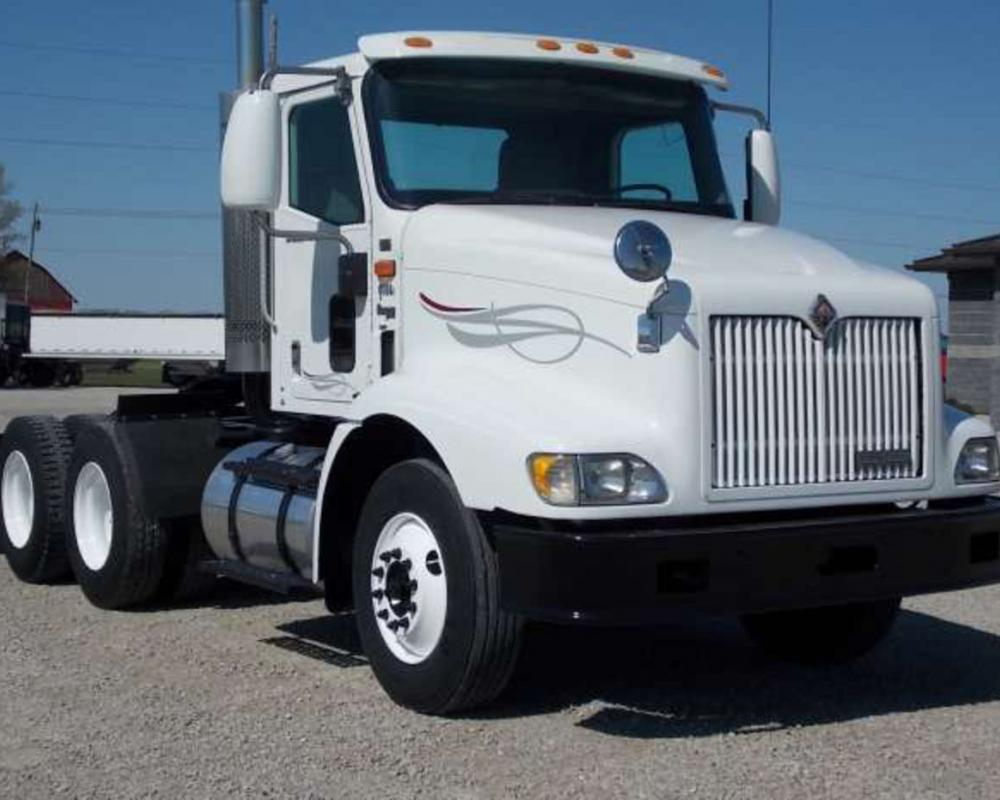 2002 International 9100I Cummins N-14 Semi | Rowland Truck & Equipment