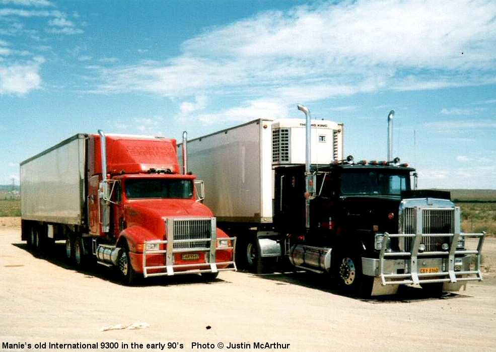 International Truck Photos