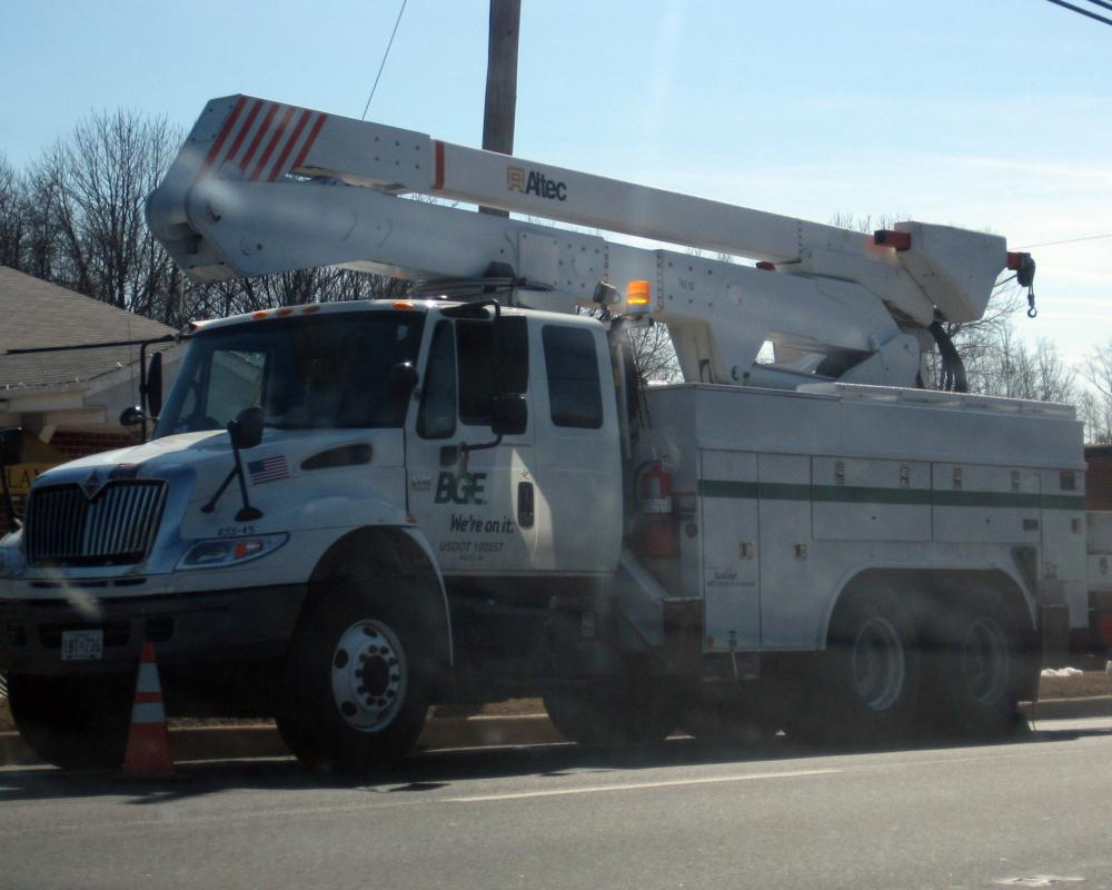 Baltimore Gas and Electric (BGE) International DuraStar / Altec ...