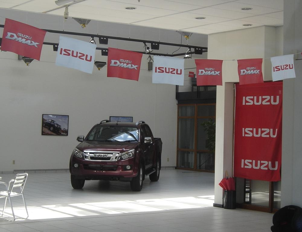 Kontich: New Isuzu D-Max | Flickr - Photo Sharing!