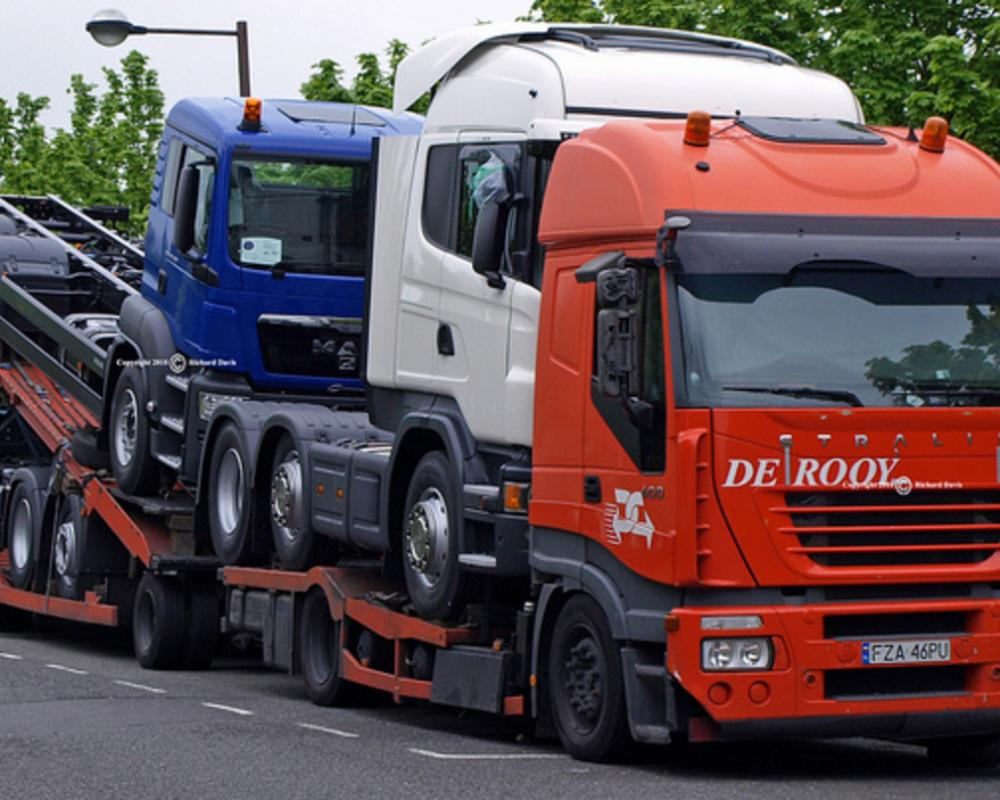 De Rooy Iveco Stralis 400 front | Flickr - Photo Sharing!