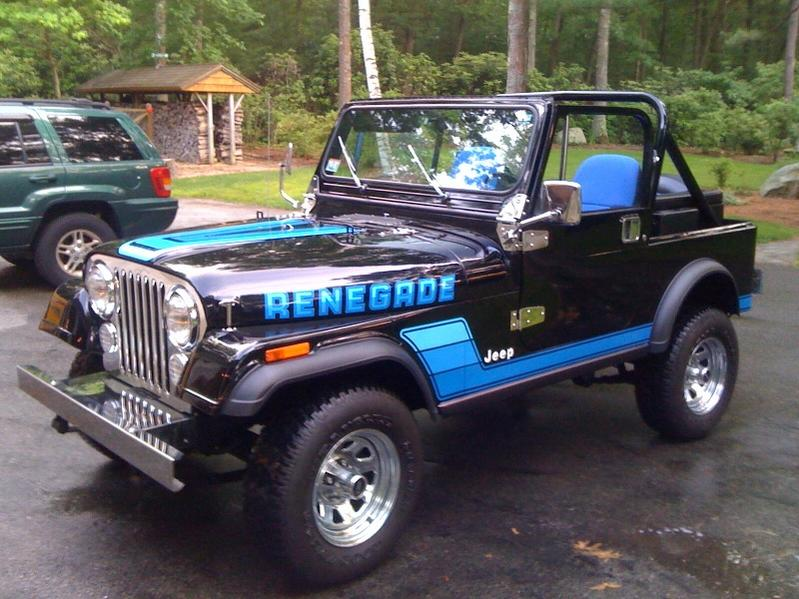 Bullseye's Jeep CJ-7 Restoration from jeep-cj.com forum | Flickr ...