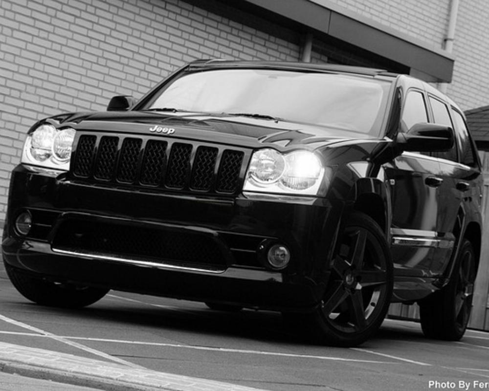 Jeep Grand Cherokee SRT-8. | Flickr - Photo Sharing!