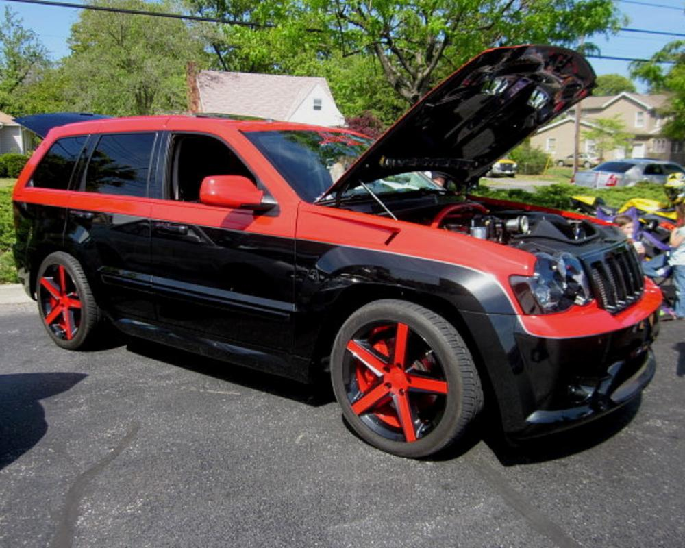 2009 Jeep Grand Cherokee SRT-8 | Flickr - Photo Sharing!
