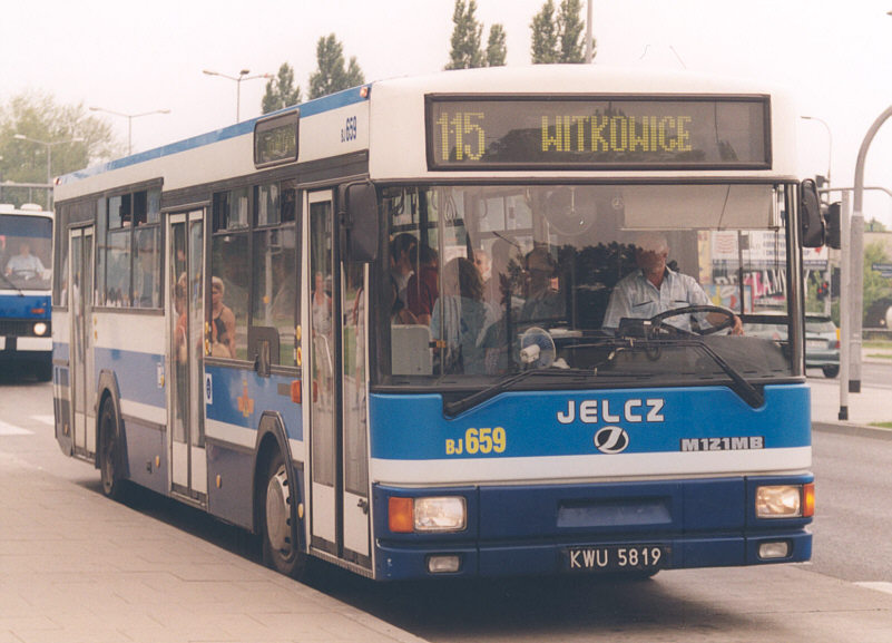 Jelcz M121mb