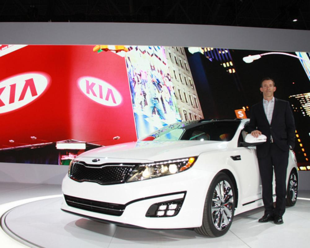2014 refreshed Kia Optima | Flickr - Photo Sharing!