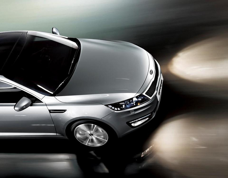 Los ojos del Kia Optima | Flickr - Photo Sharing!