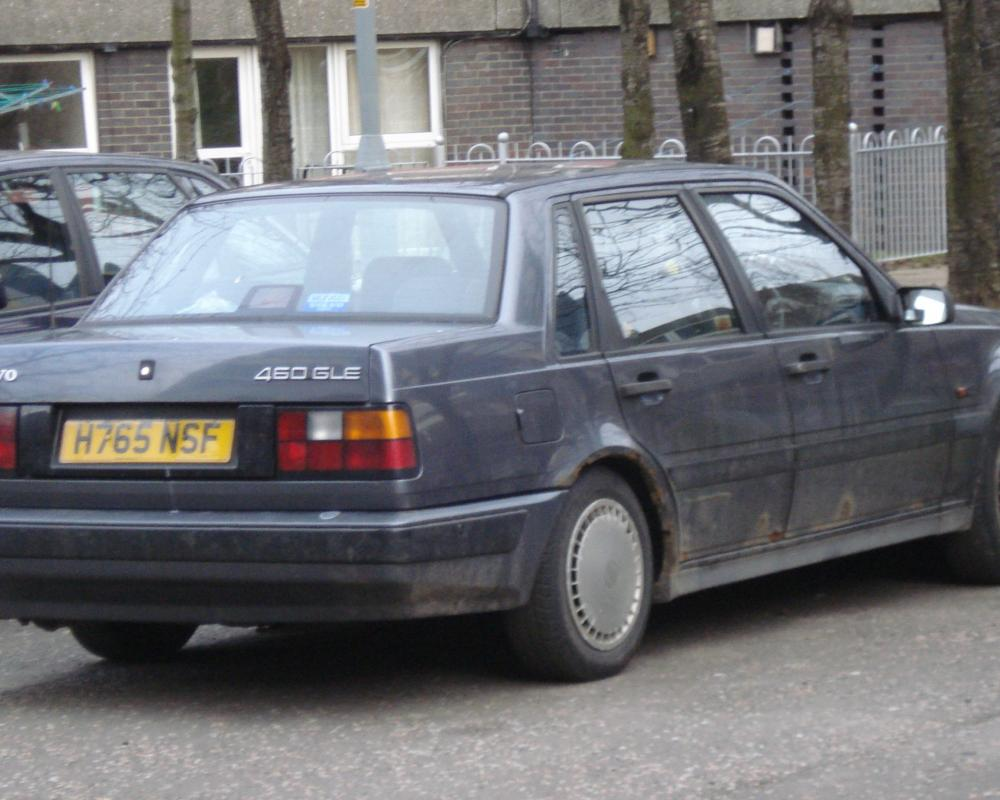 1991 Volvo 460 GLE | Flickr - Photo Sharing!