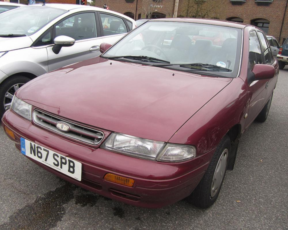 1995 KIA MENTOR GLX AUTO | Flickr - Photo Sharing!