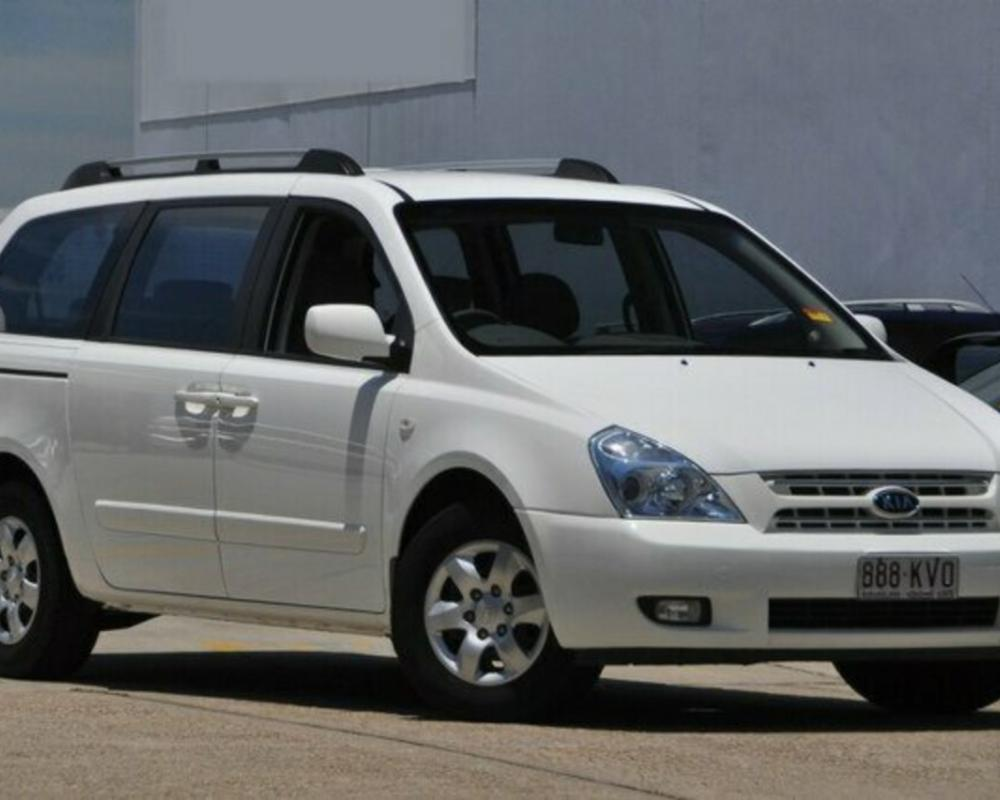 Kia Grand Carnival Ex Limited