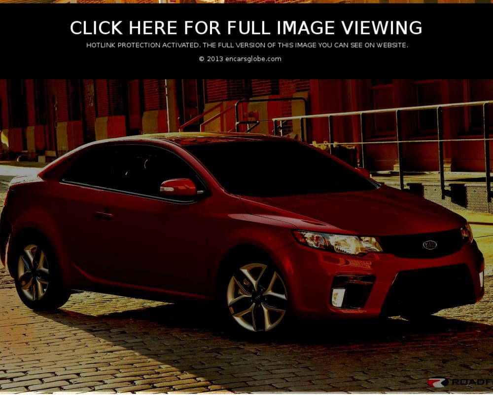Kia Forte Koup Photo Gallery: Photo #12 out of 11, Image Size ...