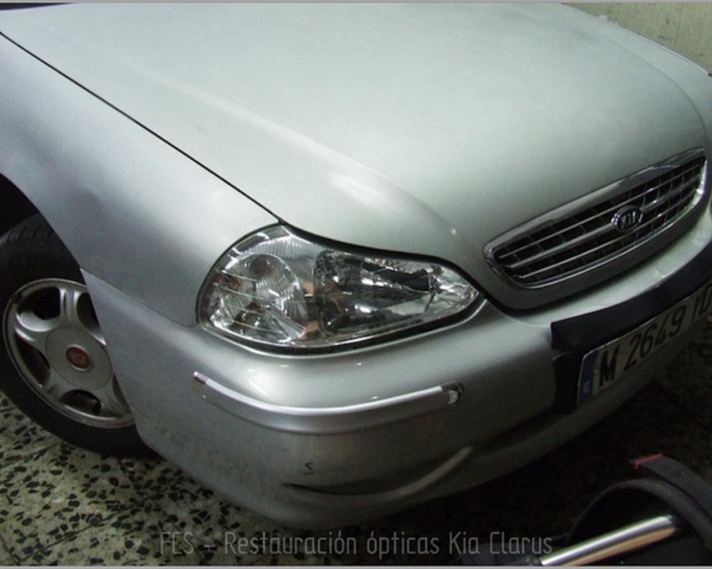 Restauración ópticas Kia Clarus-4 | Flickr - Photo Sharing!