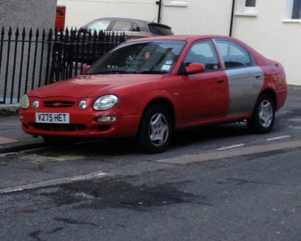 2000 Kia Shuma | Flickr - Photo Sharing!