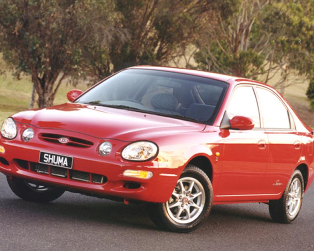 KIA Mentor 2000 - Shuma 4D Hatch 5sp man 1.8L 4cyl Petrol | How ...
