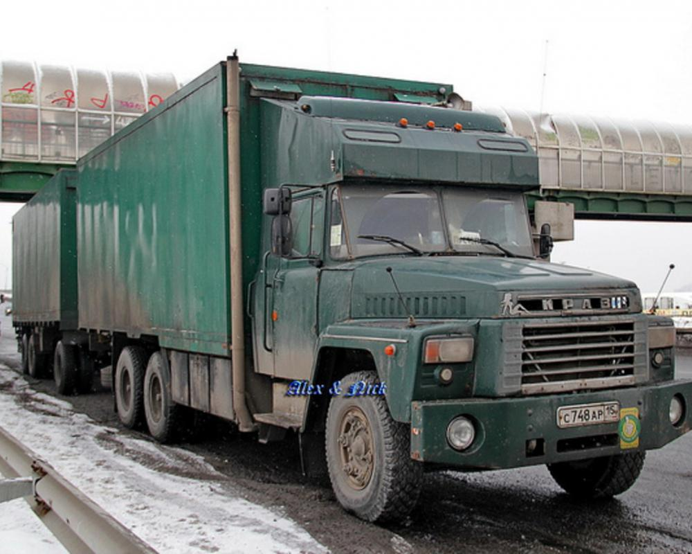 Flickr: The Russian Trucks & Buses (+former USSR) Pool
