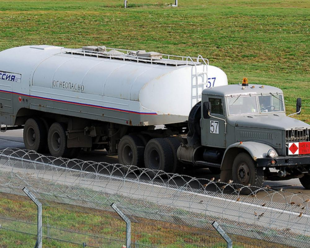 Tanker KRAZ-258B-TZ22 | Flickr - Photo Sharing!