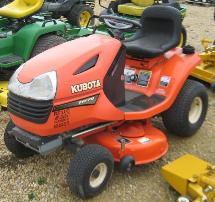 Kubota Unknown