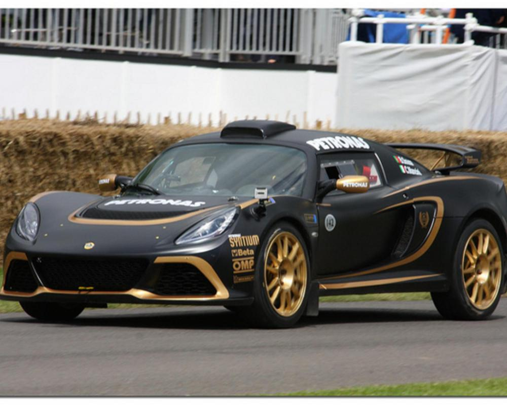 2012 Lotus Exige R-GT. Goodwood Festival of Speed 2012 | Flickr ...