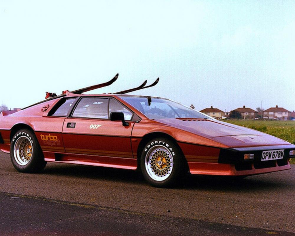 "Lotus Esprit Turbo ""For Your Eyes Only"" 