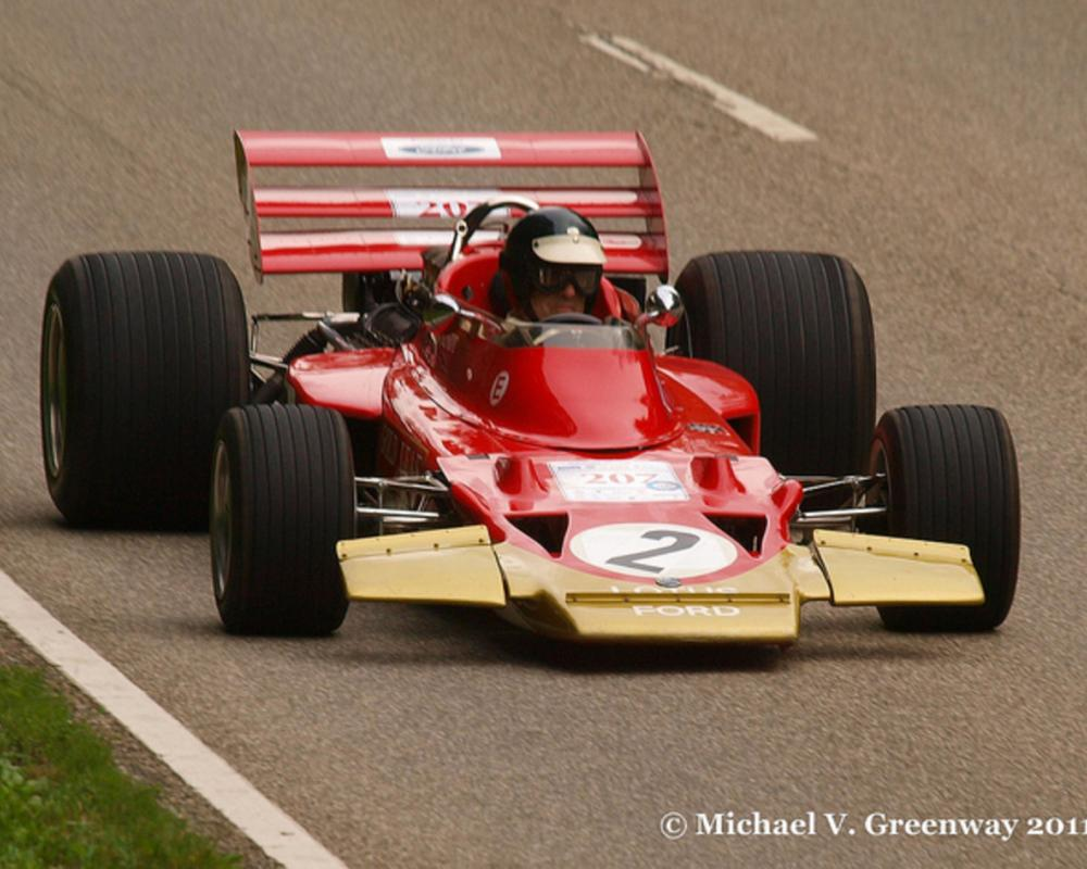 Lotus 72 Ford-Cosworth DFV - P7238106 | Flickr - Photo Sharing!