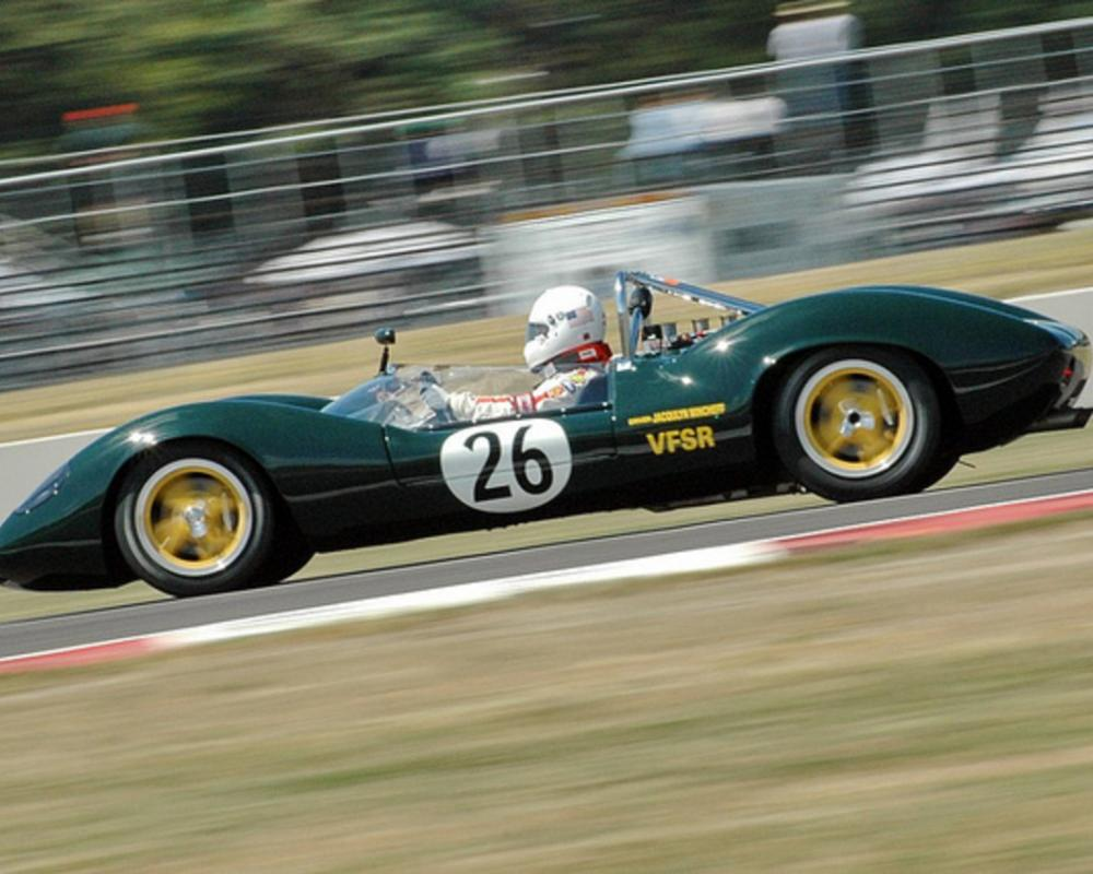 1964 Lotus 30- Jacqulyn Mincheff | Flickr - Photo Sharing!