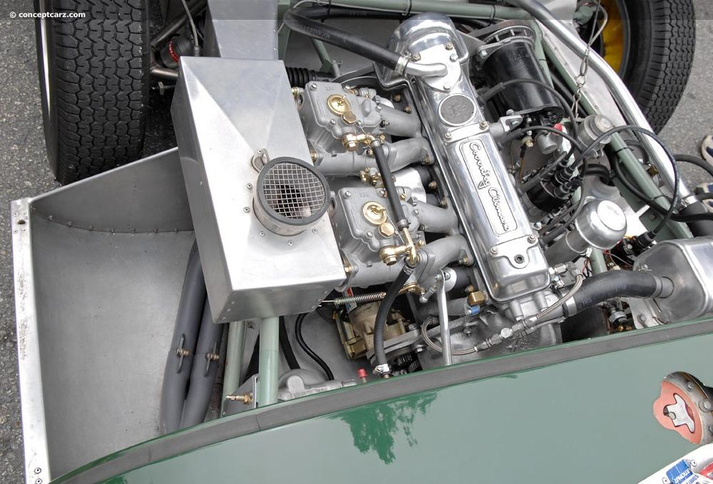 1958 Lotus Eleven Series II Images, Information and History (11 ...