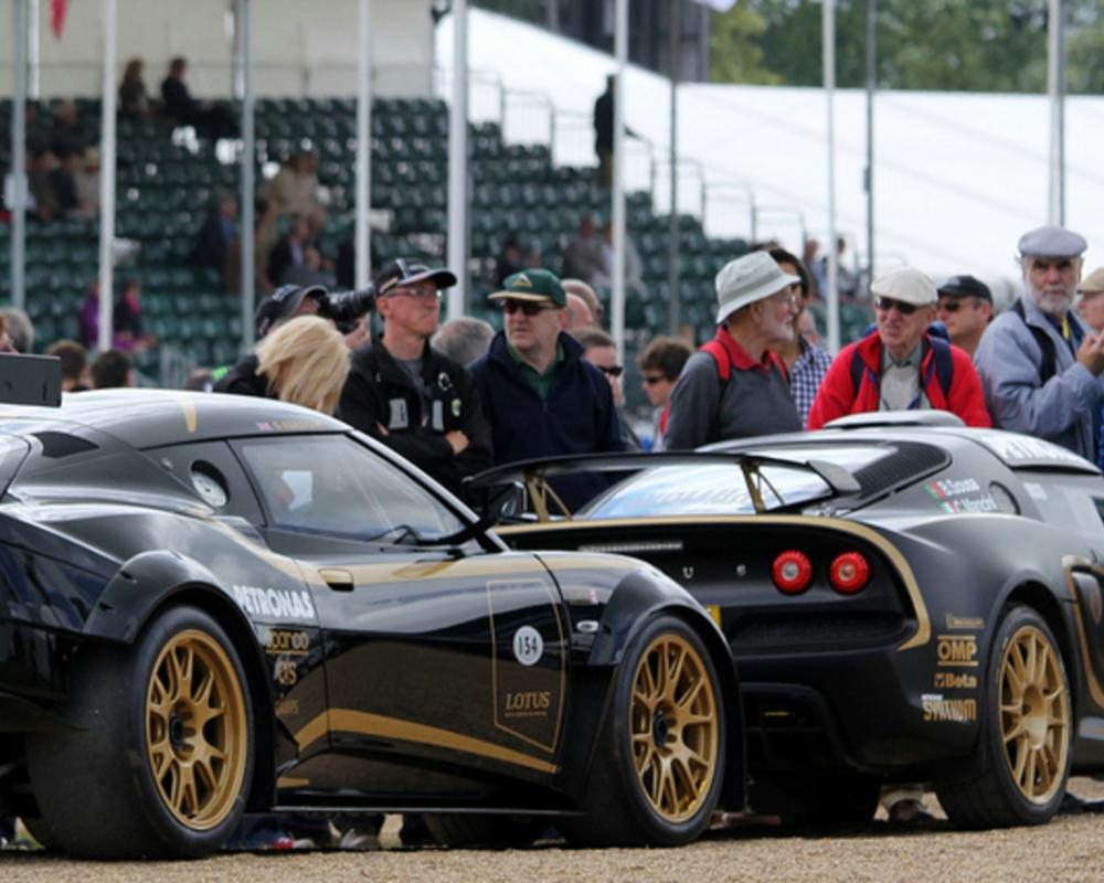 Lotus Evora GTC, Lotus Exige R-GT | Flickr - Photo Sharing!