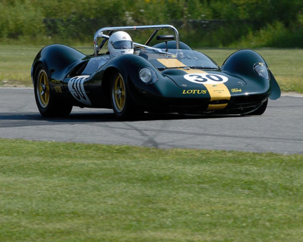 Number 30 1964 Lotus 30 driven by Bob Tkacik | Flickr - Photo Sharing!