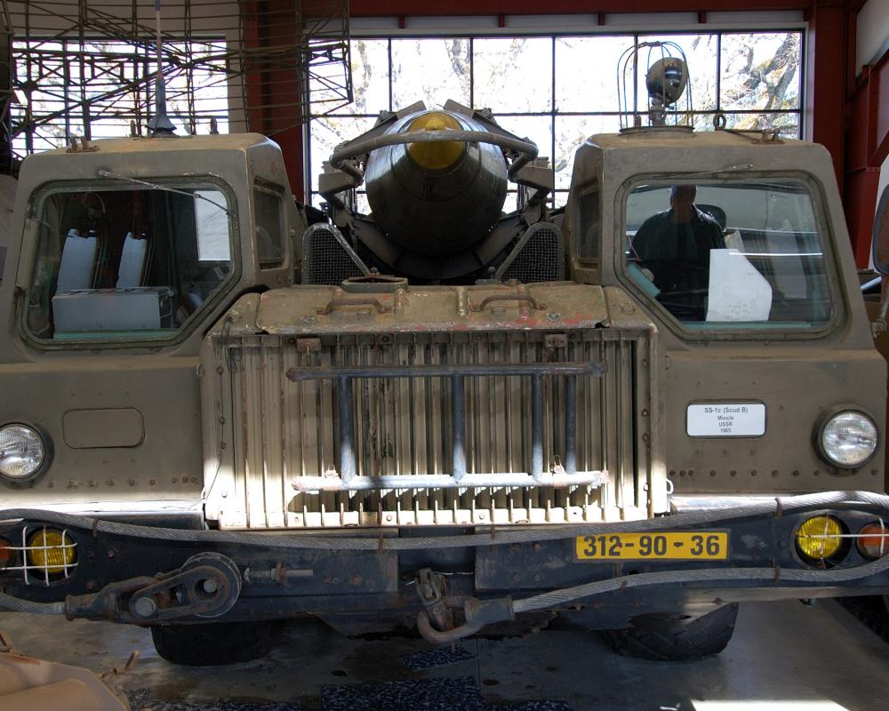 MAZ-543/MAZ-7310 - SS-1c Scud-B - Military Vehicle Technology ...
