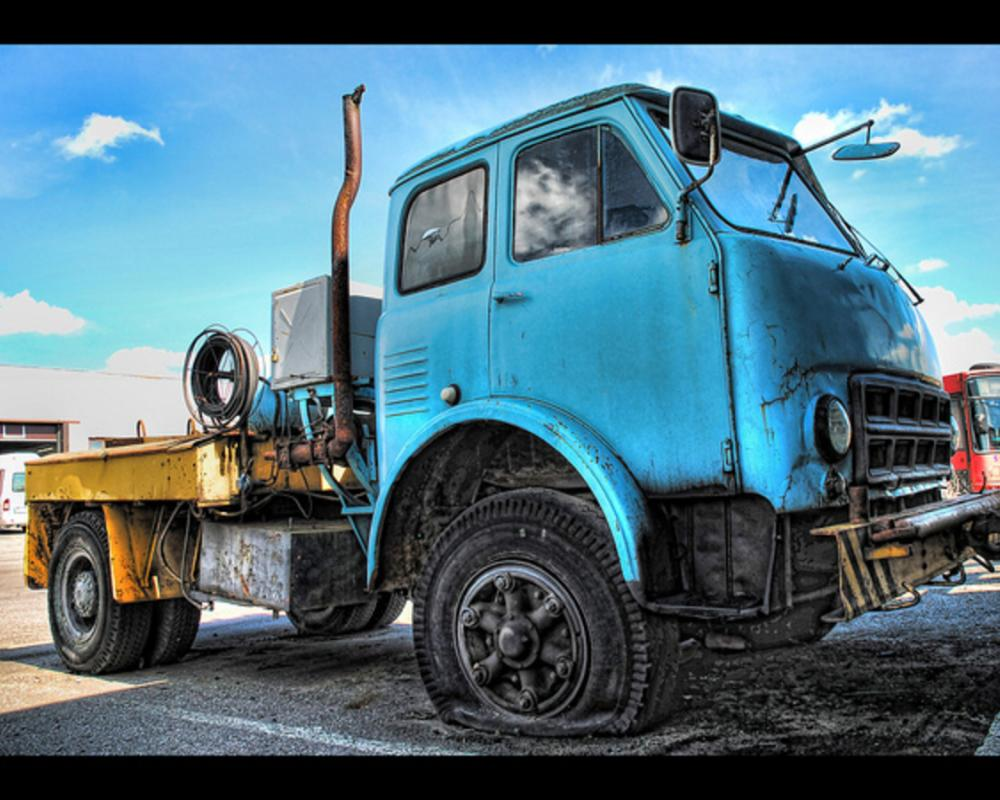 Flickr: The Soviet trucks jeeps and buses Pool