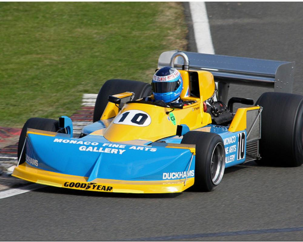 Flickr: The March Racing Cars. Pool