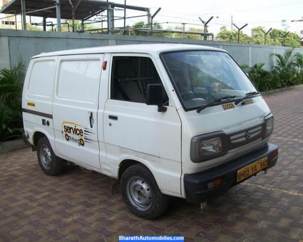 Maruti Omni Cargo LPG for Sale | Flickr - Photo Sharing!