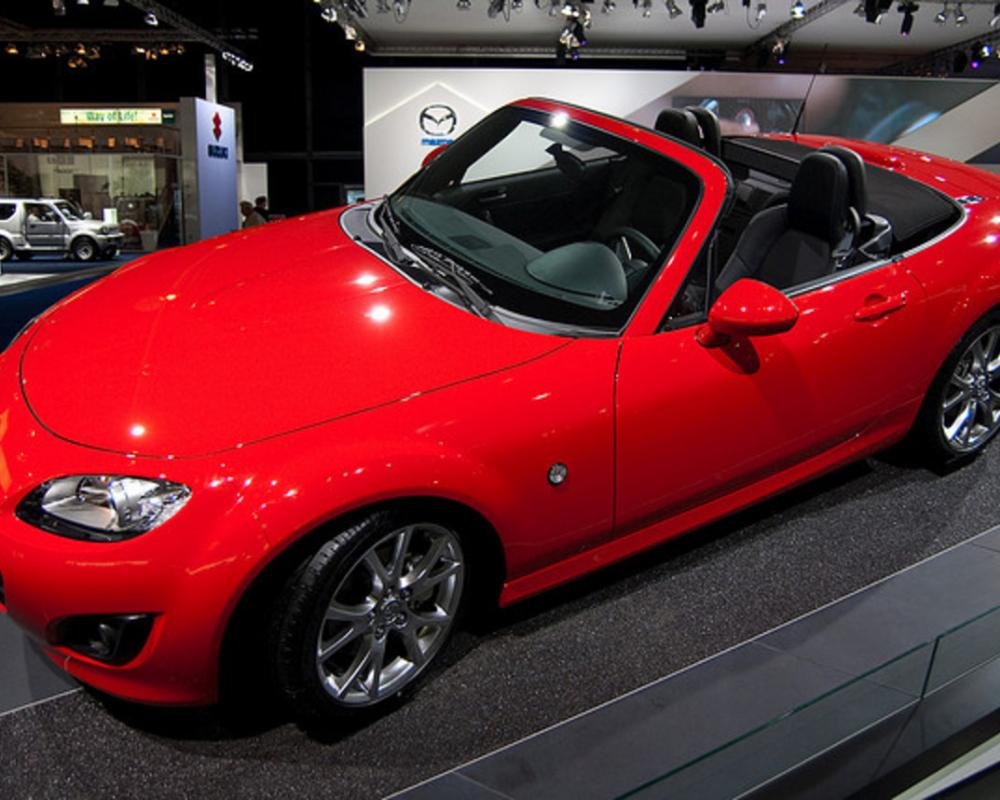 Mazda MX-5 Roadster 2010 (34617) | Flickr - Photo Sharing!