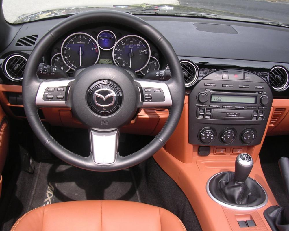 2007 Mazda MX-5 Miata - Test drive and new car review - 2007 Mazda ...