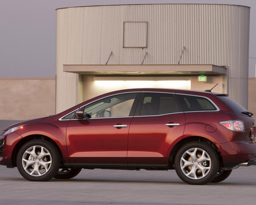 Mazda CX-7 Exterior | Flickr - Photo Sharing!