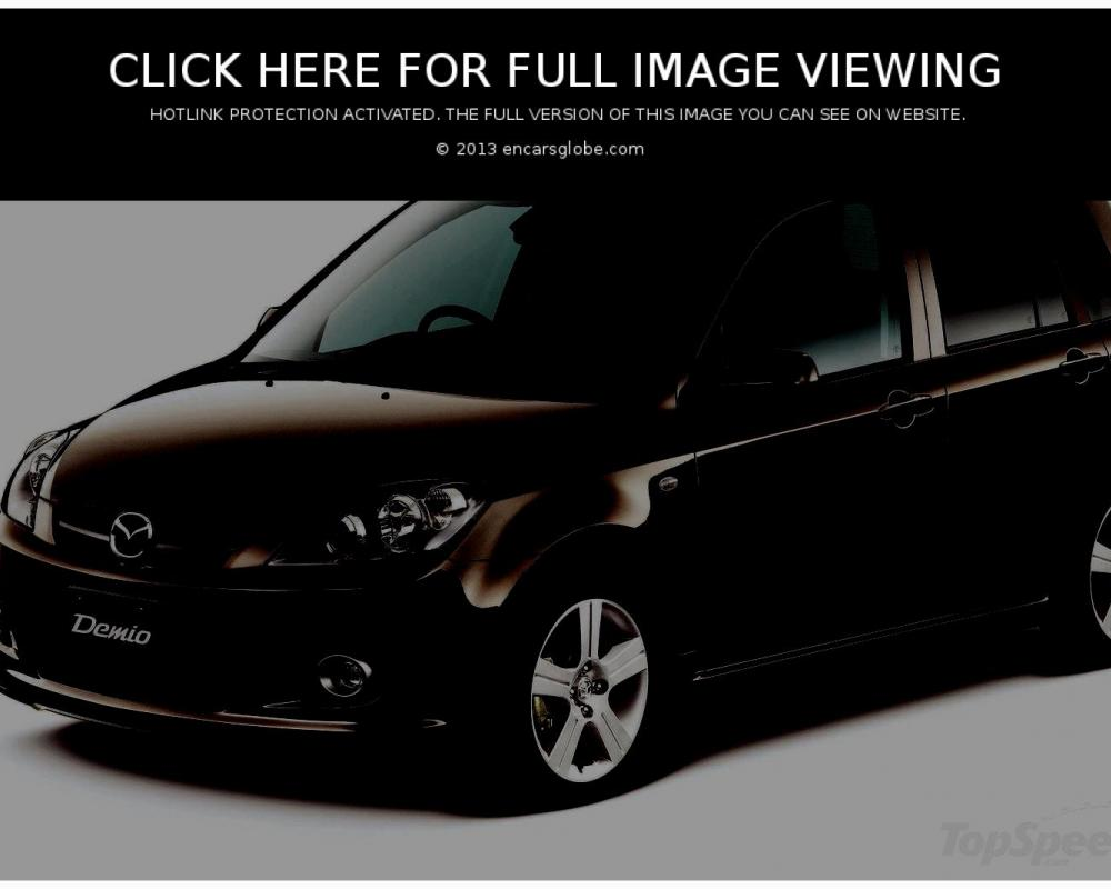 Mazda Demio: Description of the model, photo gallery ...