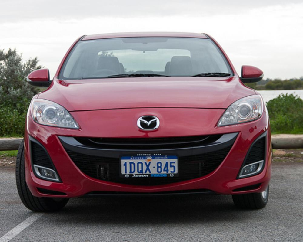 Mazda 3 SP25 smiley mouth | Flickr - Photo Sharing!