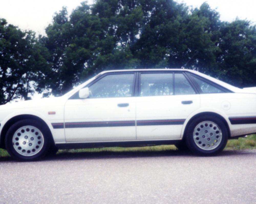 Mazda 626 HB GT (1987) | Flickr - Photo Sharing!
