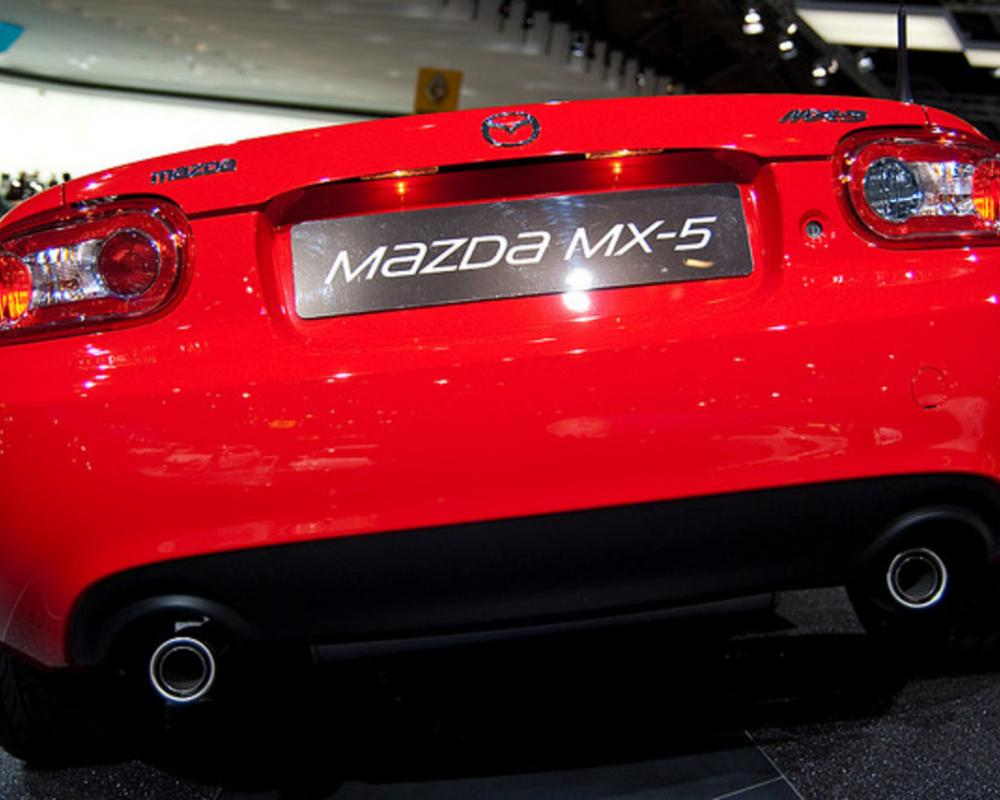 Mazda MX-5 Roadster 2010 (34619) | Flickr - Photo Sharing!