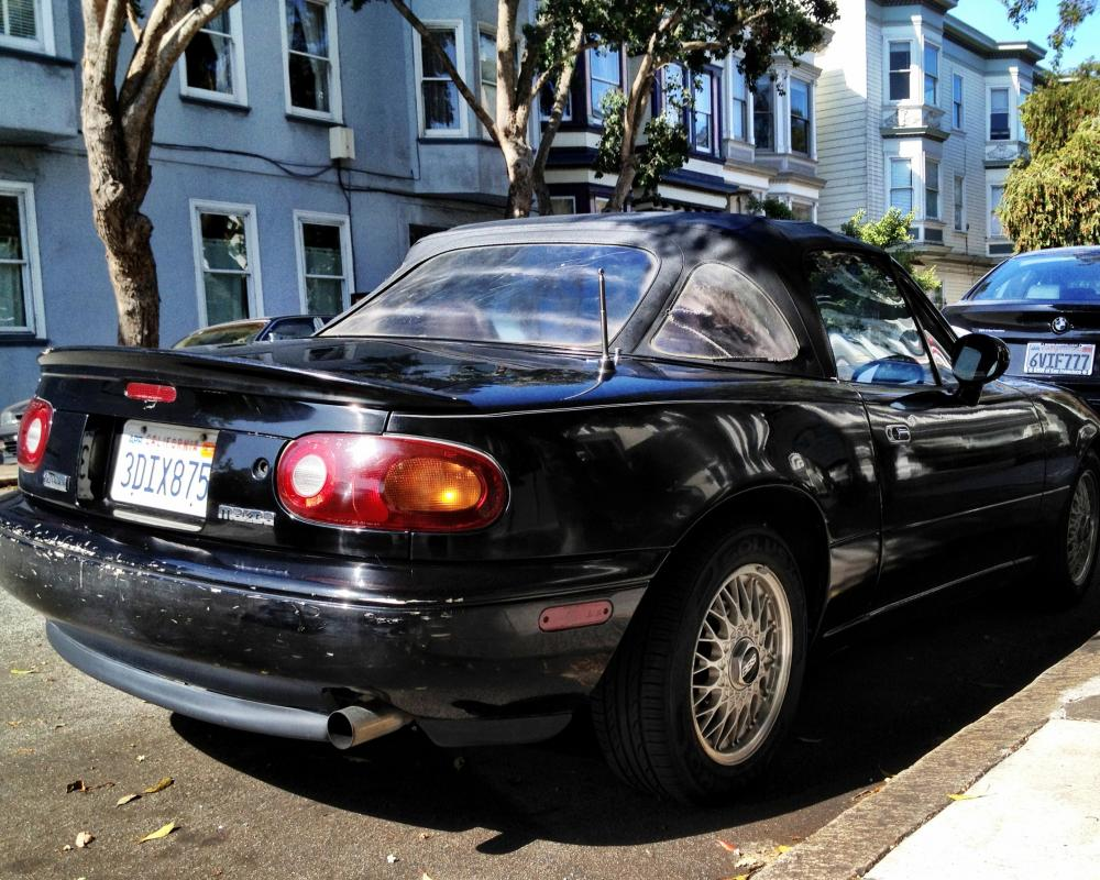 1993 Mazda Miata LE | Flickr - Photo Sharing!