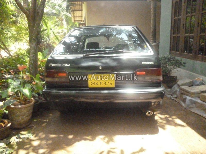 AutoMart.lk | Registered (Used) Mazda familia xj Car for sale at ...