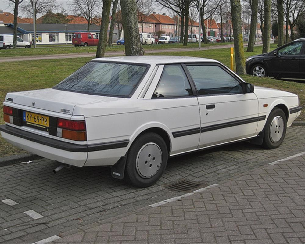 MAZDA 626 Coupé 2.0 Automatic, 1984 | Flickr - Photo Sharing!