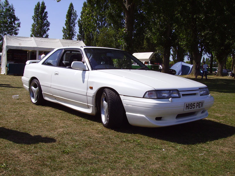 1990 Mazda 626 Coupe TWR (GD) | Flickr - Photo Sharing!