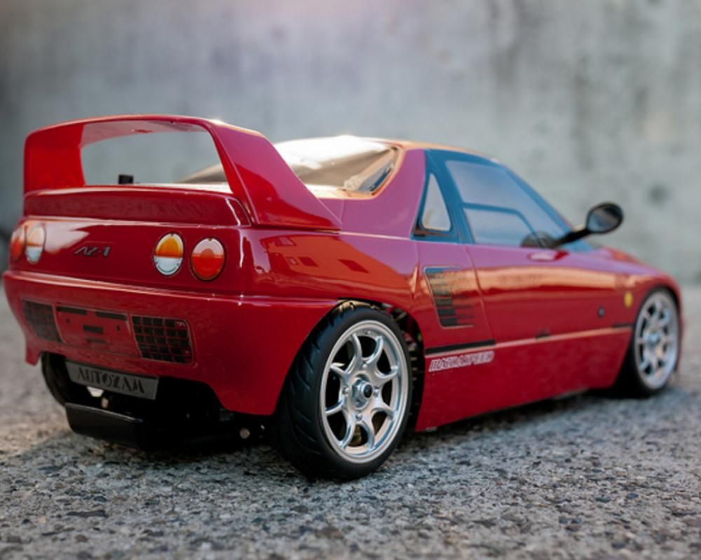 Mazda (Autozam) AZ-1 | Flickr - Photo Sharing!